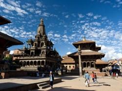 3. Непал - Катманду
