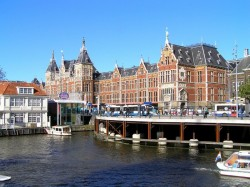 1. Нидерланды - Амстердам