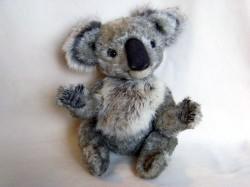 Новая Зеландия - игрушка коалы