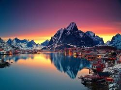 2. Норвегия - Лофотенские острова