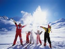 2. Финляндия - горнолыжный отдых
