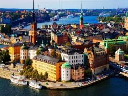 1. Финляндия - Хельсинки