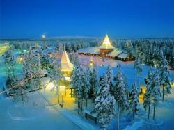 1. Финляндия - Рованиеми