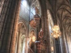 2. Швеция - Кафедральный собор Уппсалы