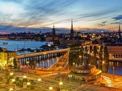1. Швеция - Стокгольм