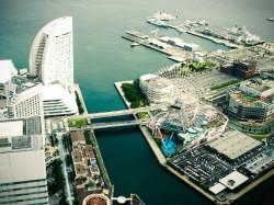 4. Япония - Йокогама