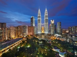1. Малайзия - Куала-Лумпур