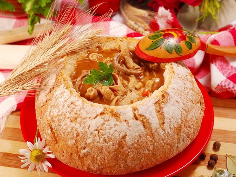 Литва - Кухня