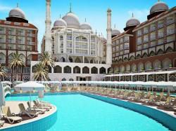 1. Бахрейн - отель в восточном стиле