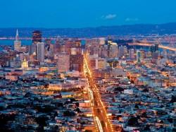 США -  Сан - Франциско