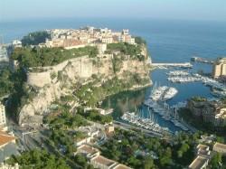 1. Монако - столица Монако