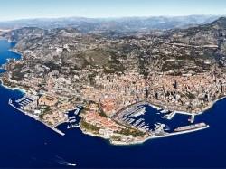 1. Монако - вид свысока