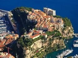 1. Монако - мыс Сент-Антуан