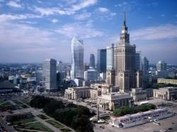 1. Польша - Варшава