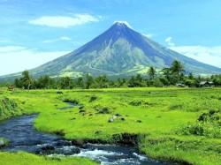 Филиппины - вулкан Майон