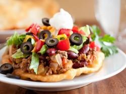 Чили -  Национальная кухня