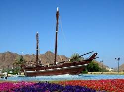 Оман - корабль