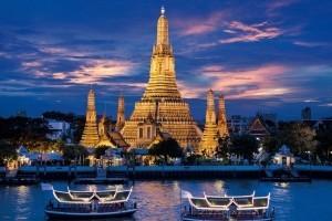 Таиланд отменил плату за визы для иностранных туристов