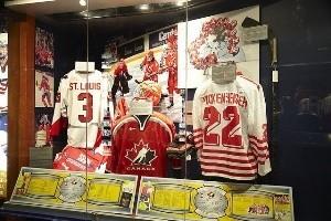 Музей хоккея в Москве откроется для всех желающих