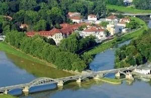 Отдых и лечение в Словакии на курорте Пиештяны