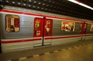 В <strong>Пражском метро</strong> появился бесплатный Wi-Fi <BR><br>