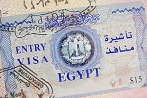Египет перешёл на электронные визы