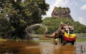 <strong>Рекордное число туристов побывало на Шри-Ланке в 2017 году</strong>