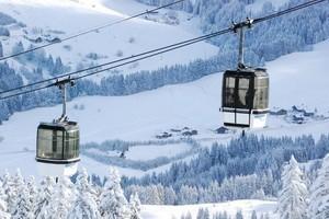 В Швейцарии на курорте Церматт открылась уникальная канатная дорога