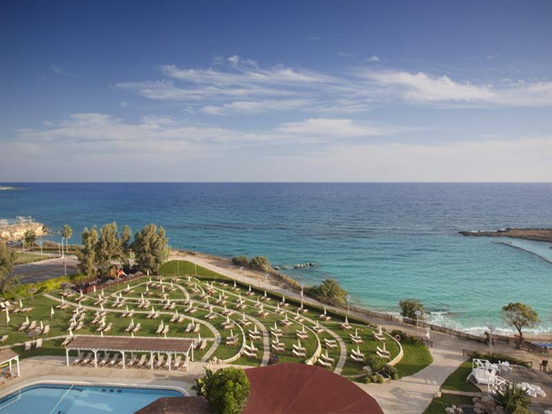 Capo bay hotel cyprus wedding