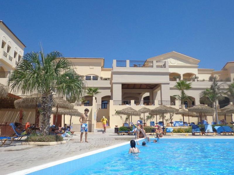 Отель оазис пелопоннес