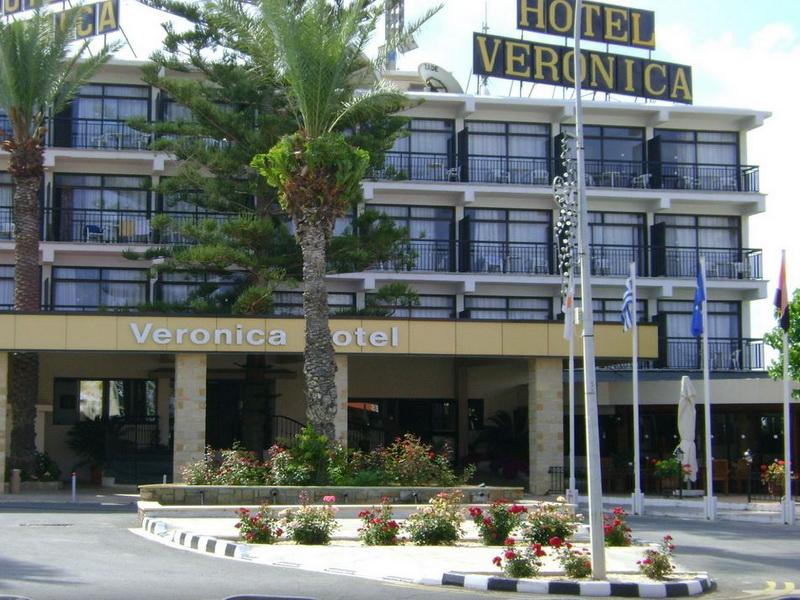 отель вероника кипр фото хотя