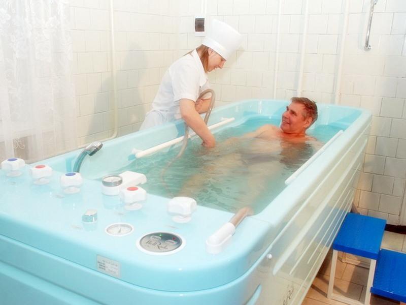 в каком санатории лечить суставы
