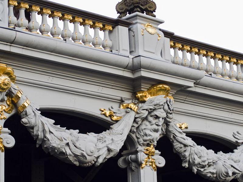 c42he5_7_true Париж. Легендарный Мост Александра III.