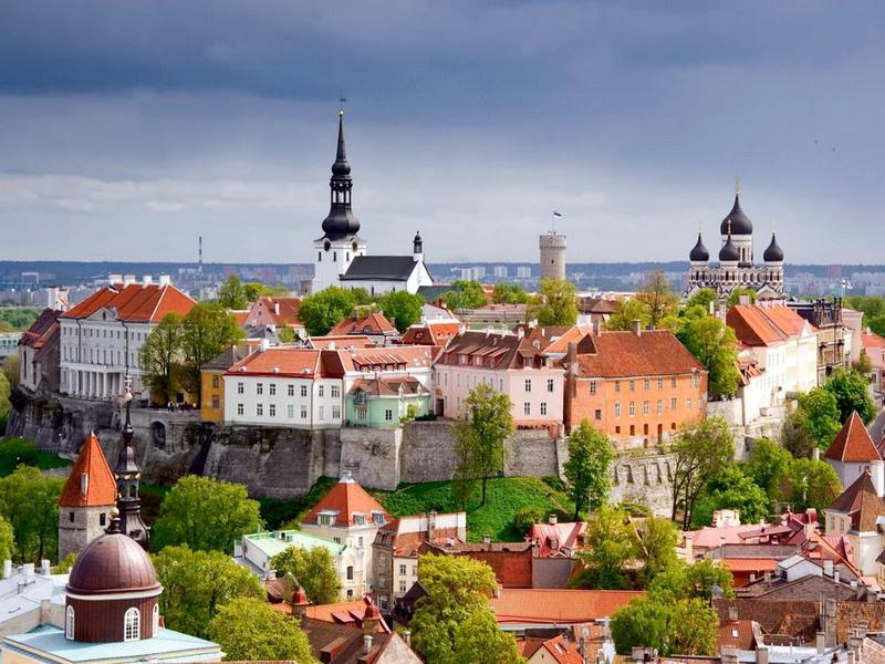 туры в Таллин