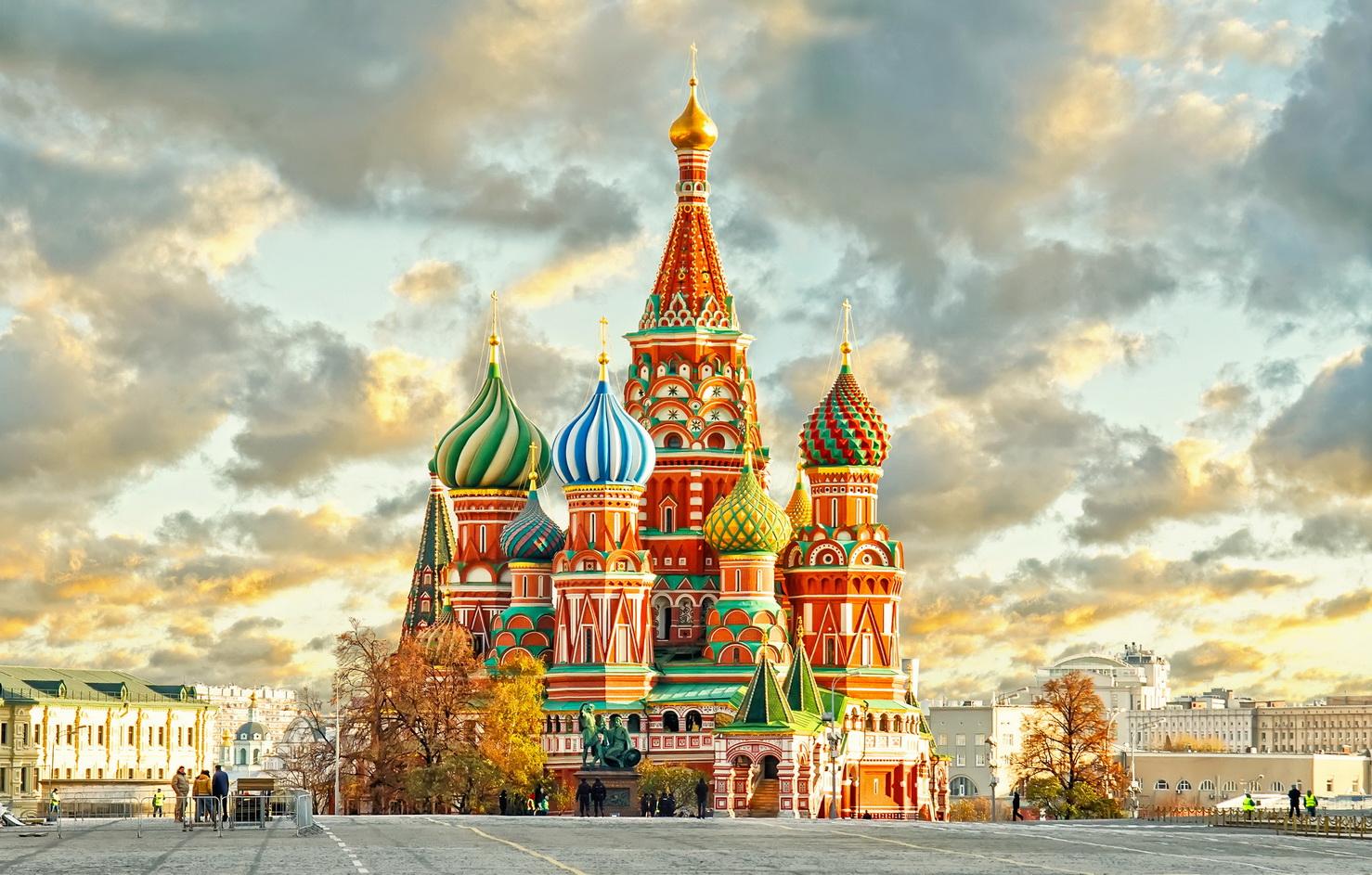 туры в Москву