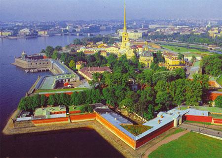 туры в Санкт-Петербург